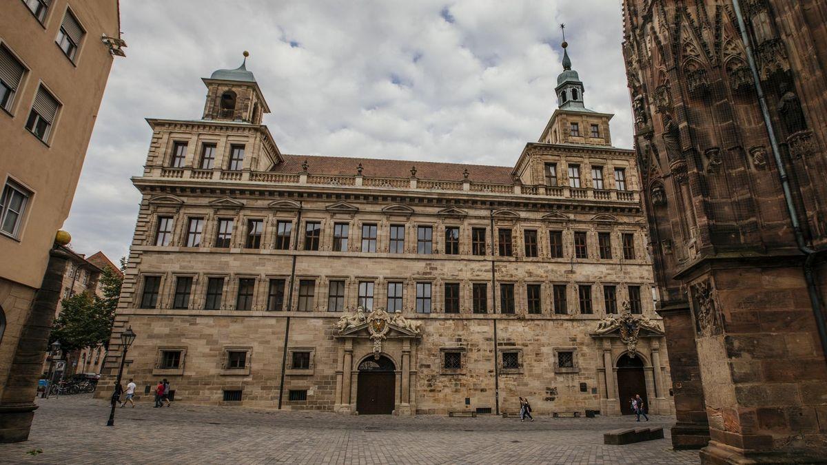 Rathaus Stadt Nürnberg
