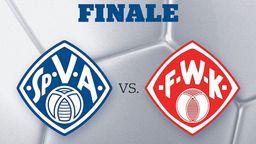 Plakat Totopokalfinale 2019 | Bild:SV Viktoria 01 e.V. Aschaffenburg
