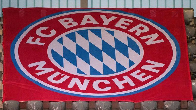 Logo FC Bayern München | Bild:BR24 Sport