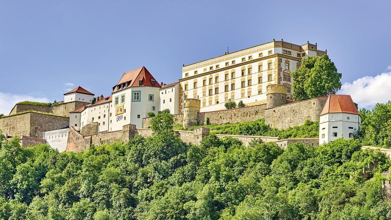800 Jahre Veste Oberhaus