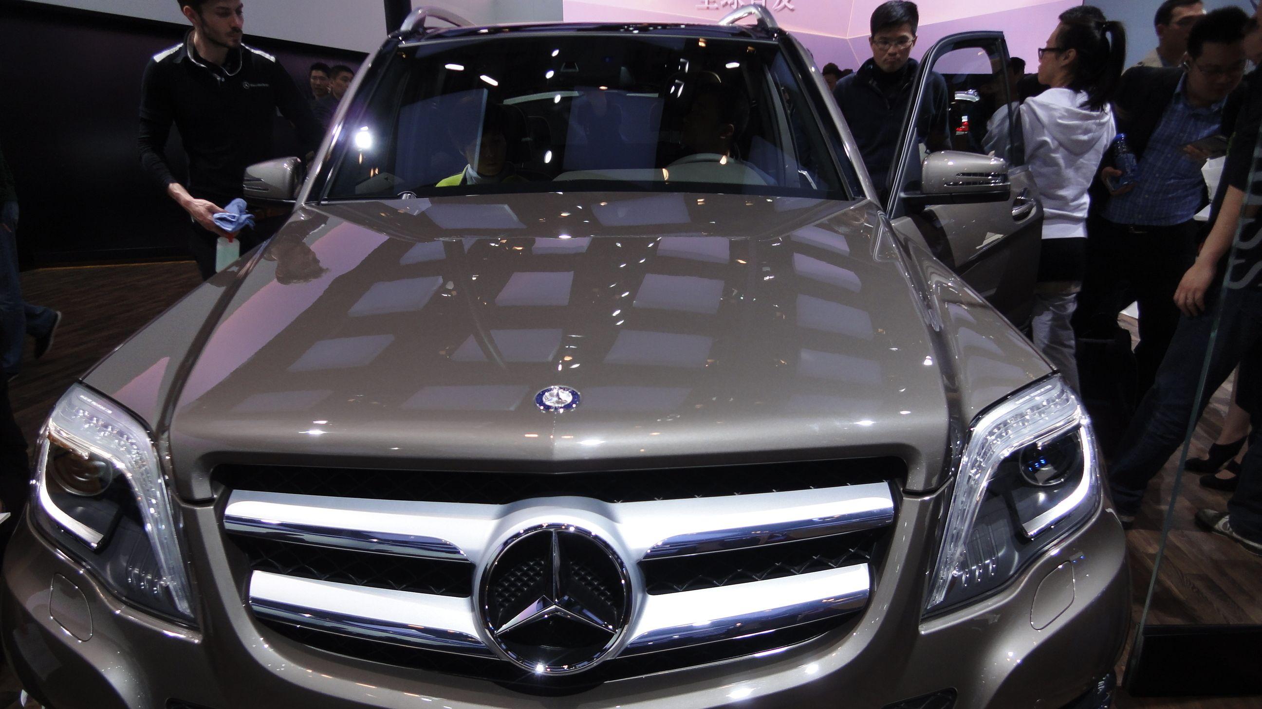 Der Mercedes GLK 220 Diesel mit Euronorm 5 muss in Deutschland zurückgerufen werden.