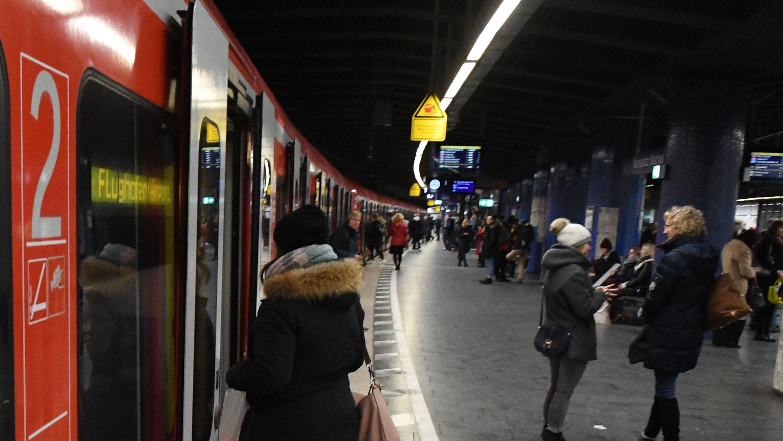 S-Bahn-Stammstrecke München