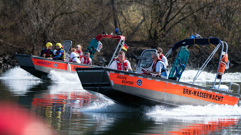 Wasserwacht Schweinfurt warnt vor Aktivitäten am Wasser