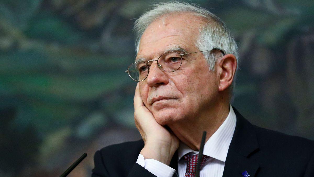 EU-Außenbeauftragter Borrell