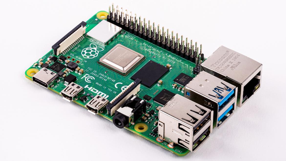 Der neue Raspberry Pi