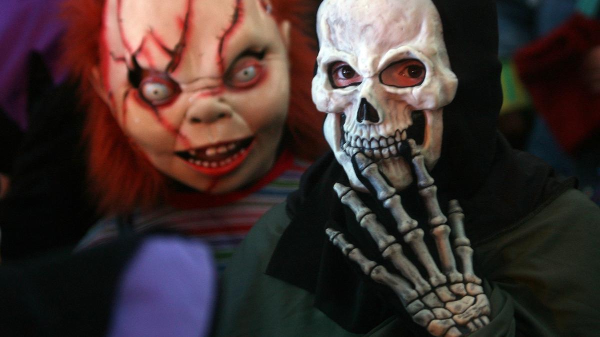 Halloween-Verkleidungen