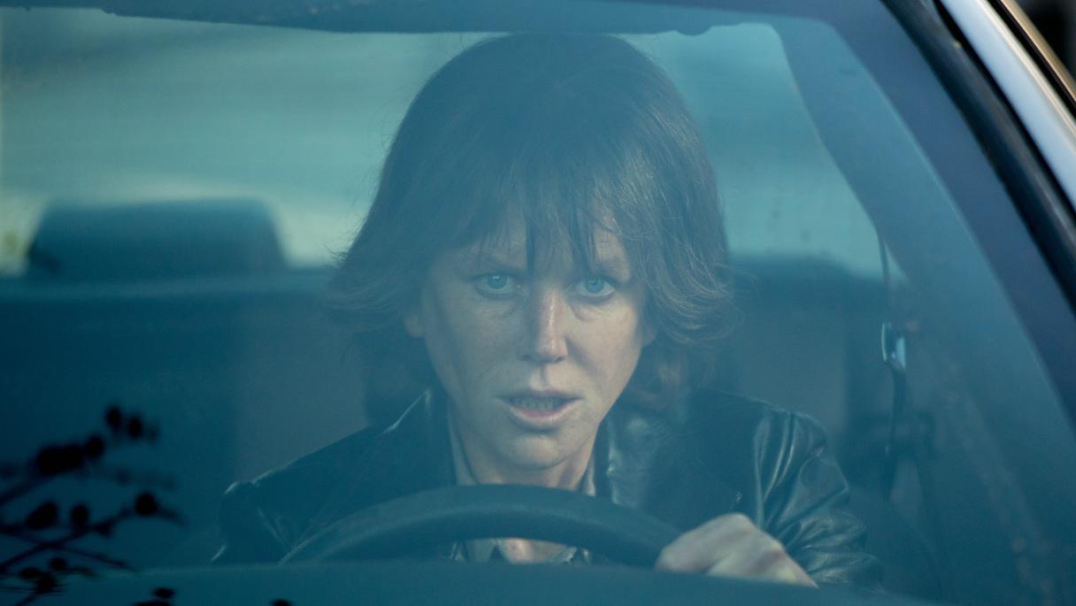 """Nicole Kidman in ihrer bisher härtesten Rolle als Cop in """"Destroyer"""" (Filmszene)."""