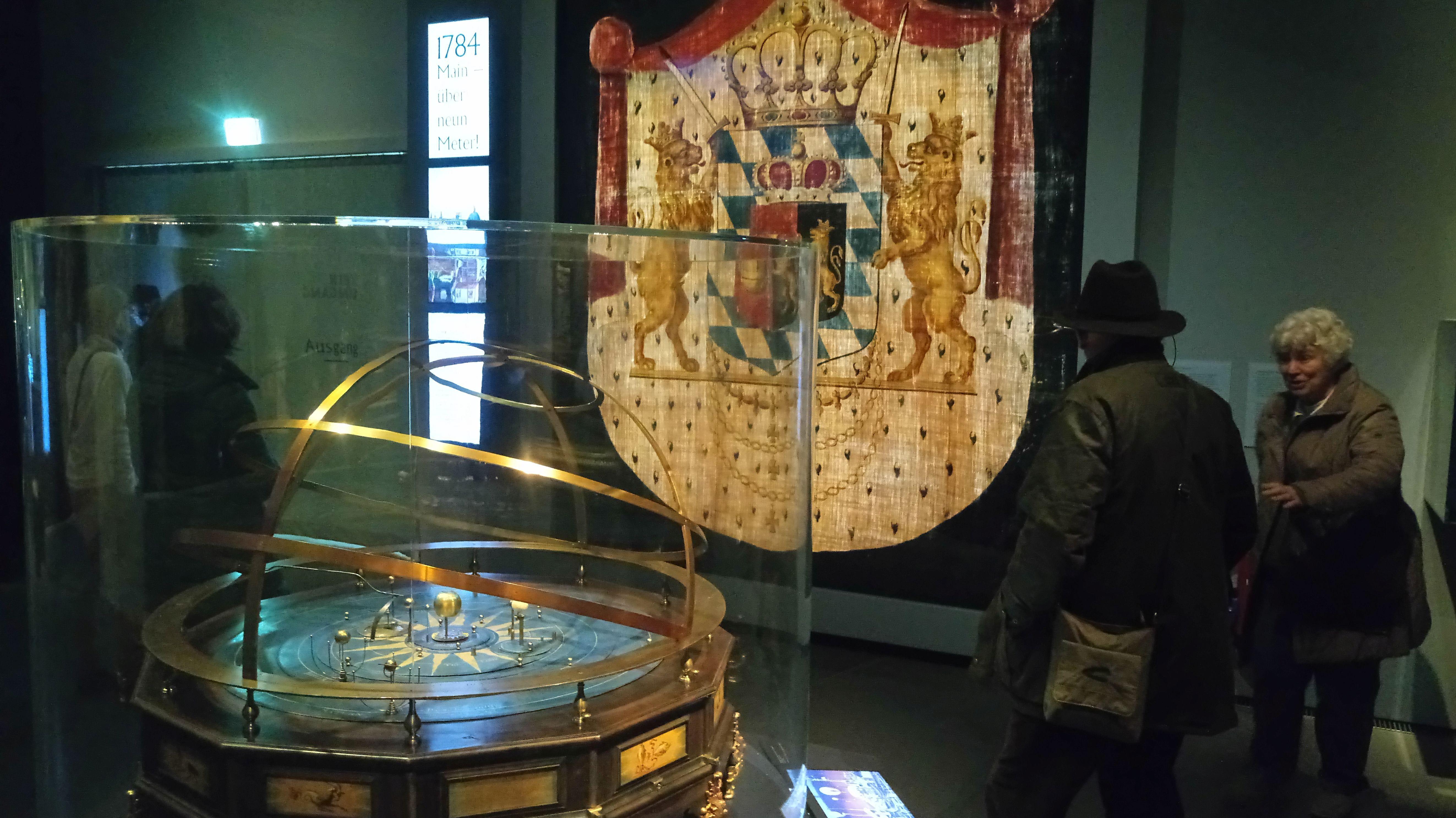 """Landesaustellung """"100 Schätze aus 1000 Jahren"""" im Museum der Bayerischen Geschichte in Regensburg"""