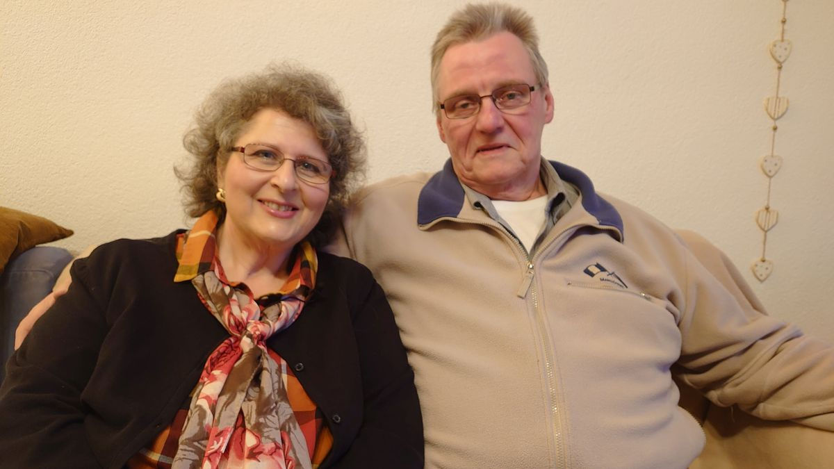 Nadya Nerdenyan und Georg Nickel, Adipositas-Selbsthilfegruppe Nürnberger Land