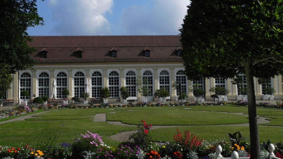 Die Orangerie Ansbach