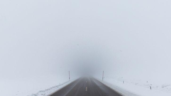 Winter im Schwarzwald - Nebel