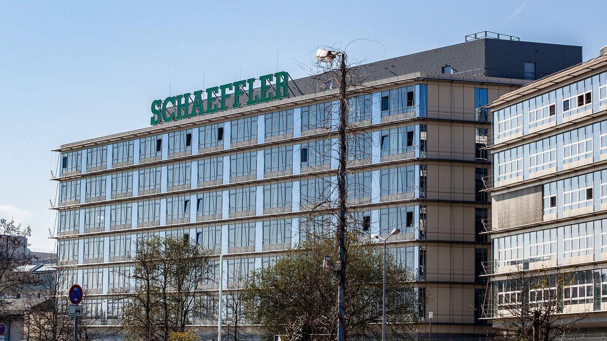 Firmensitz von Schaeffler in Herzogenaurach