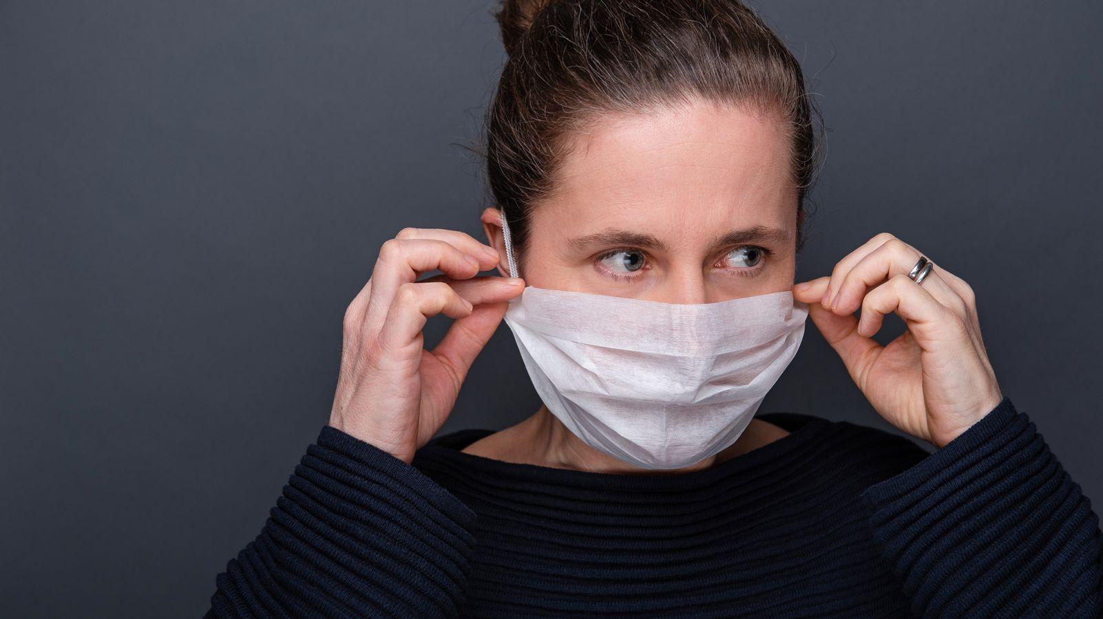 Coronavirus: FFP-Maske, Nase-Mund-Schutz oder selber machen?
