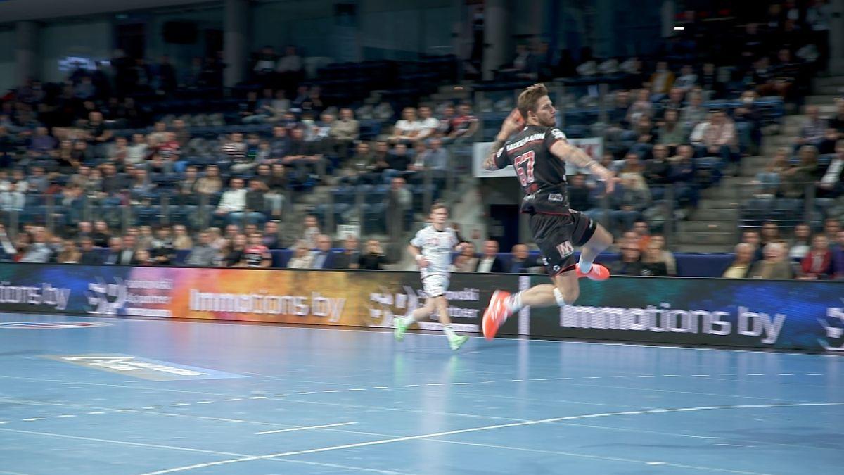 Die Handball-Bundesliga findet aktuell wieder vor Publikum statt.