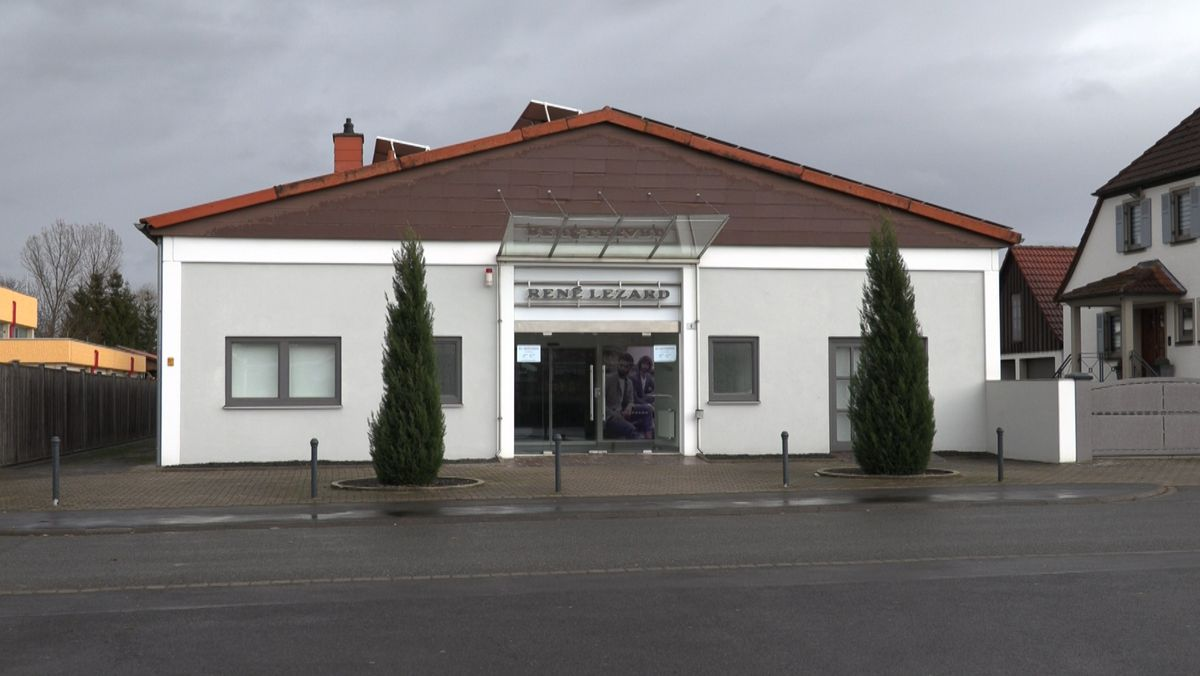 Das Factory Outlet Center von René Lezard in Schwarzach am Main