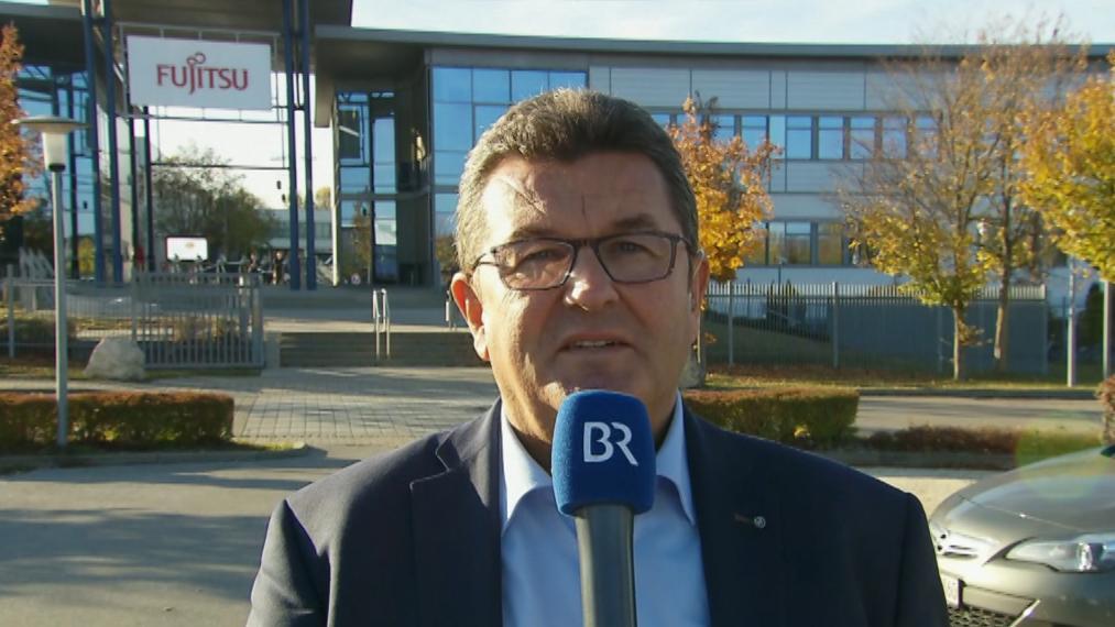 Bayerns Wirtschaftsminister Franz Josef Pschierer im BR-Rundschau-Interview