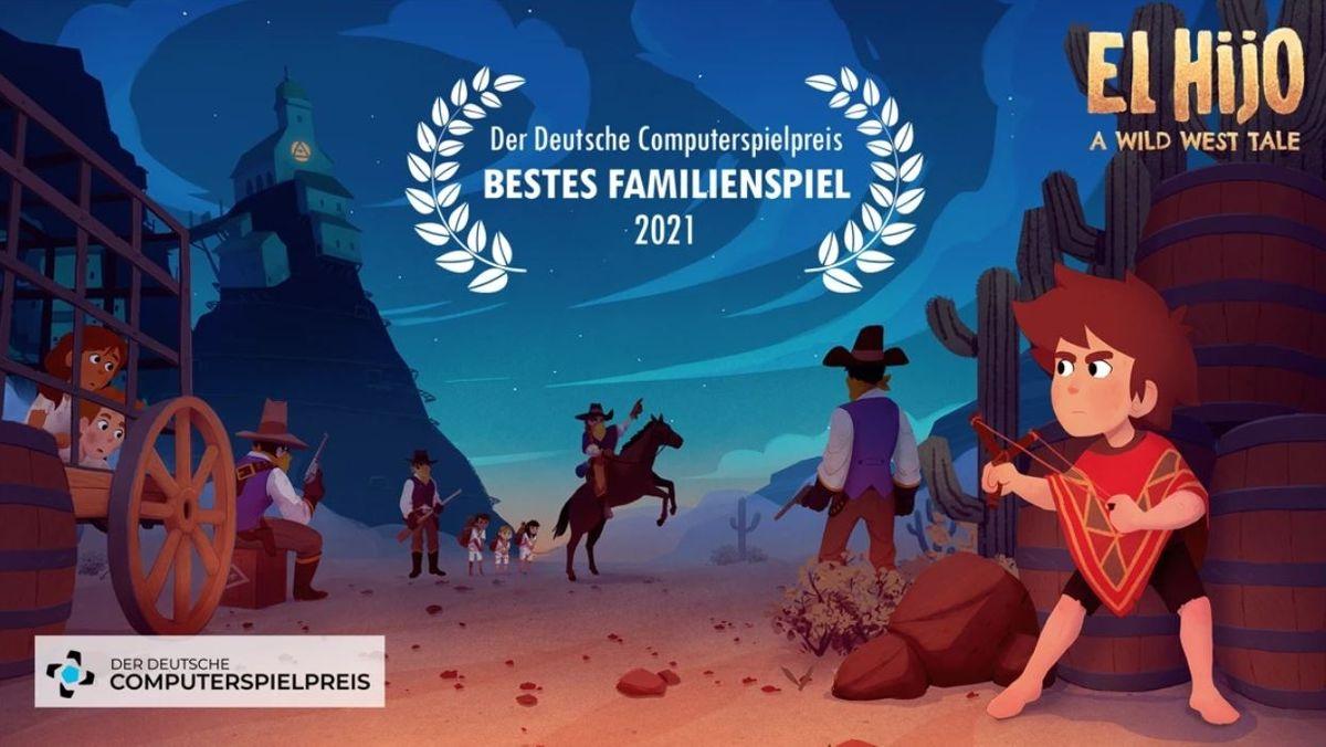 """""""El Hijo - A Wild West Tale"""" von der Giebelstadter Firma Handy Games"""