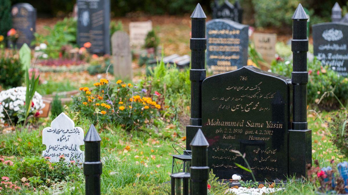 Muslimischer Friedhof
