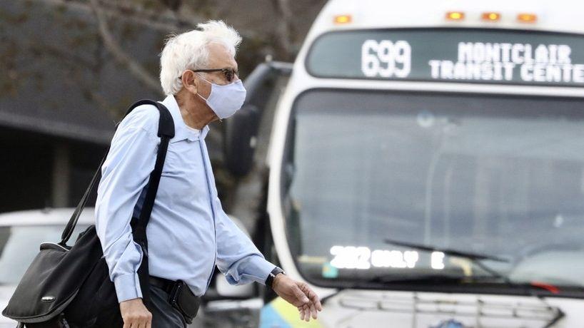 Das Tragen eines Mund-Nasenschutzes wird in den USA Pflicht