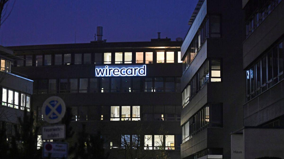 Wirecard-Zentrale in Aschheim.