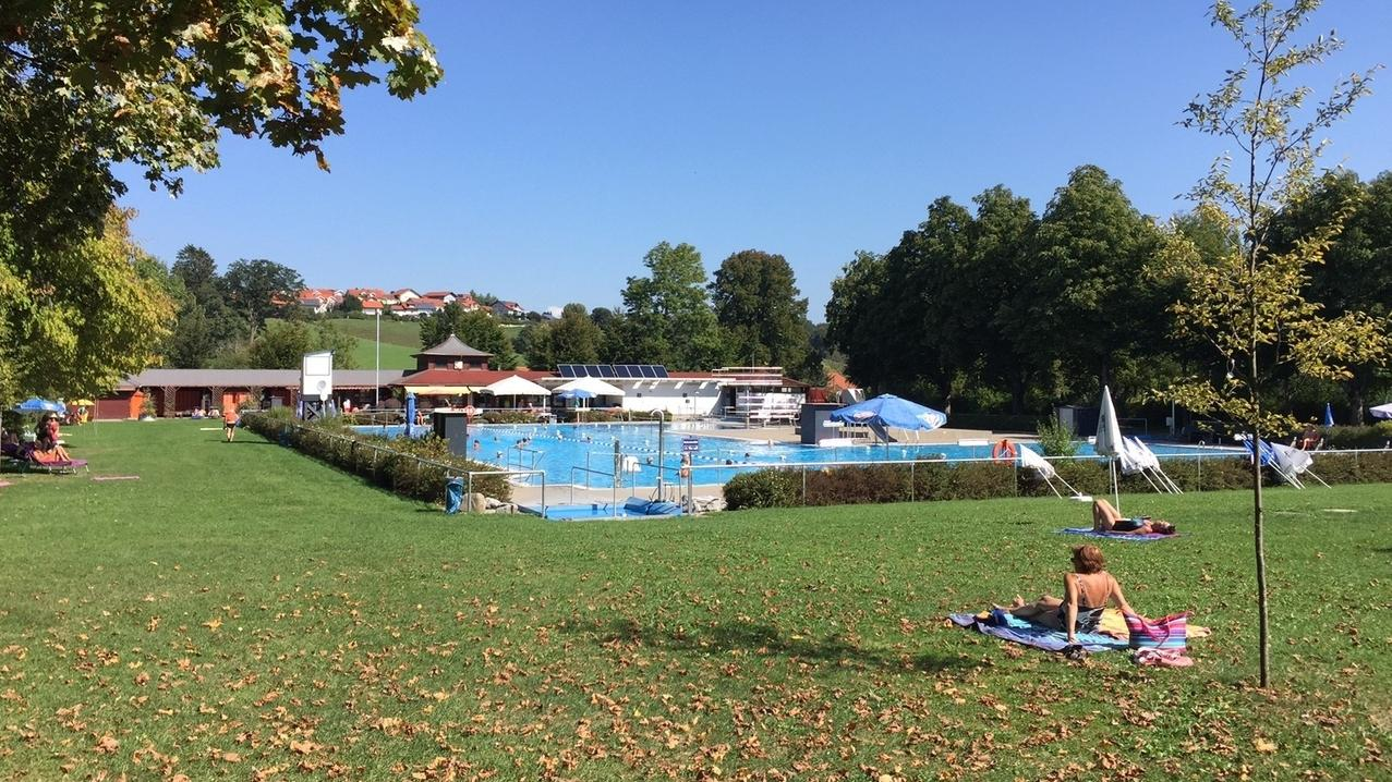 Freibad in Altusried