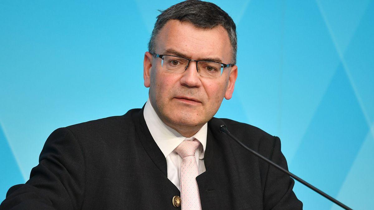 Staatskanzleiminister Florian Herrmann.