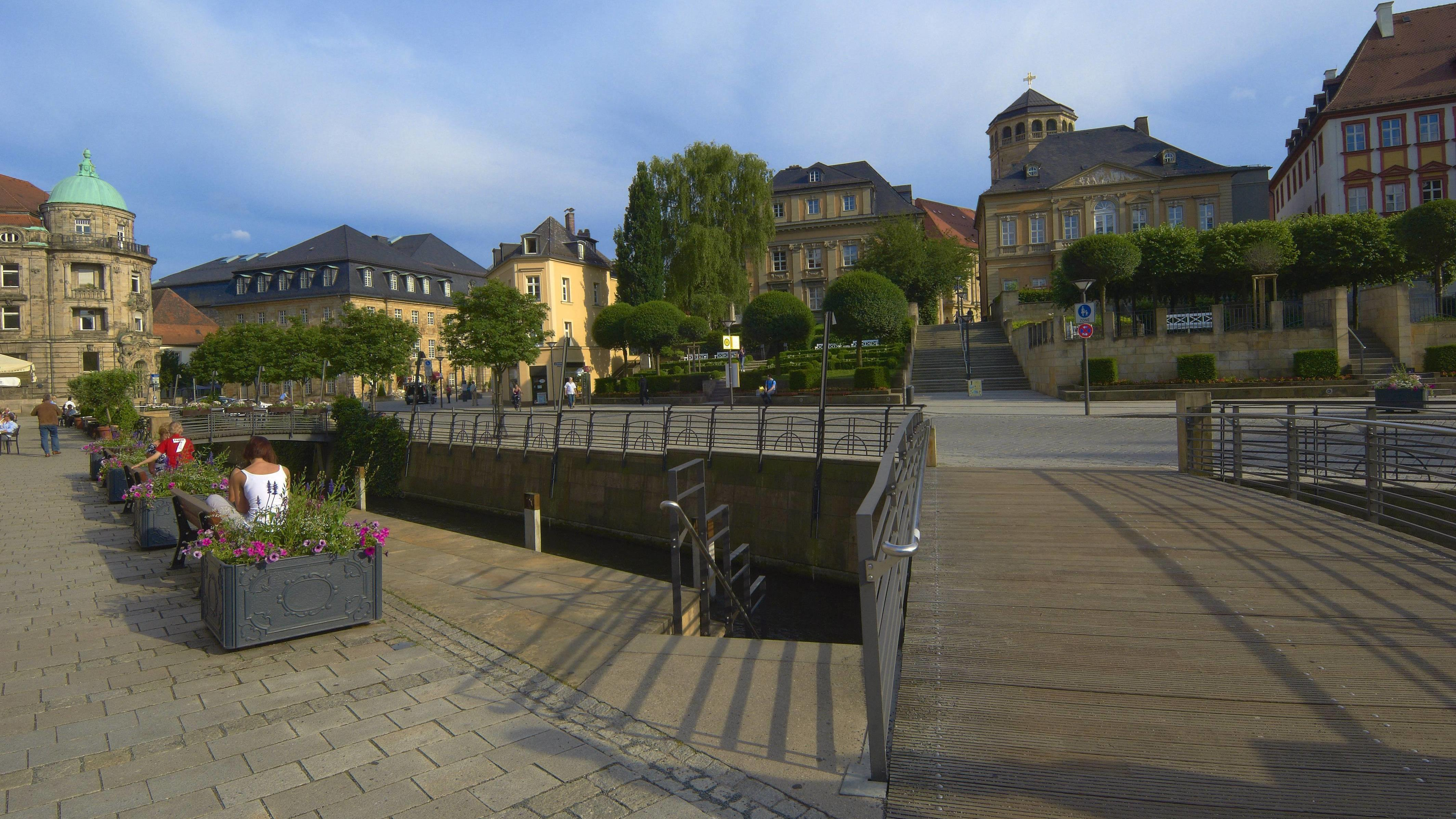 Bayreuth, Luitpoldplatz