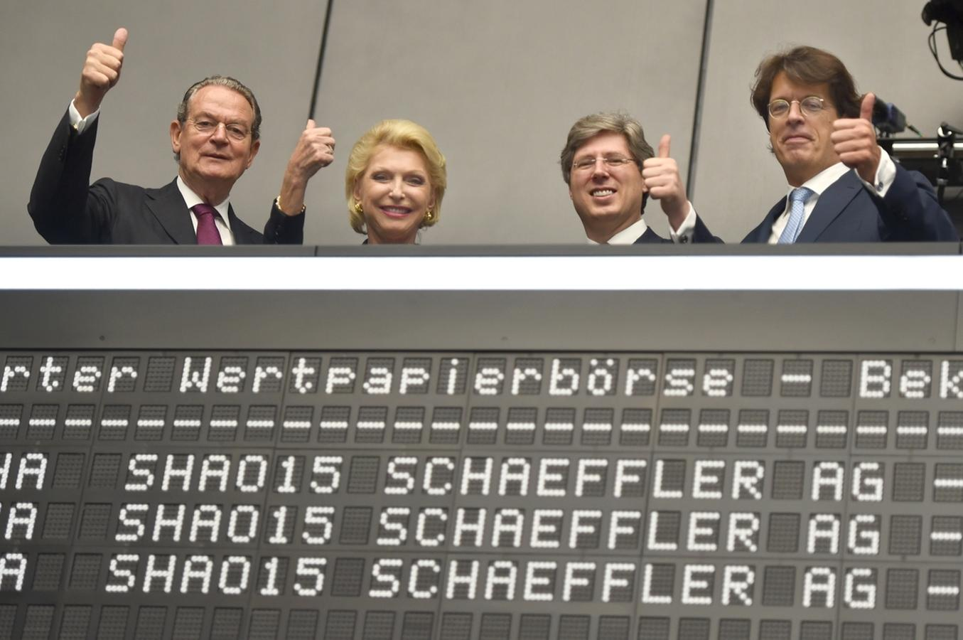 Schaeffler Mdax