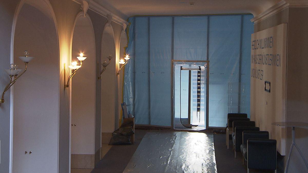 Brandschutztüren im Nürnberger Opernhaus