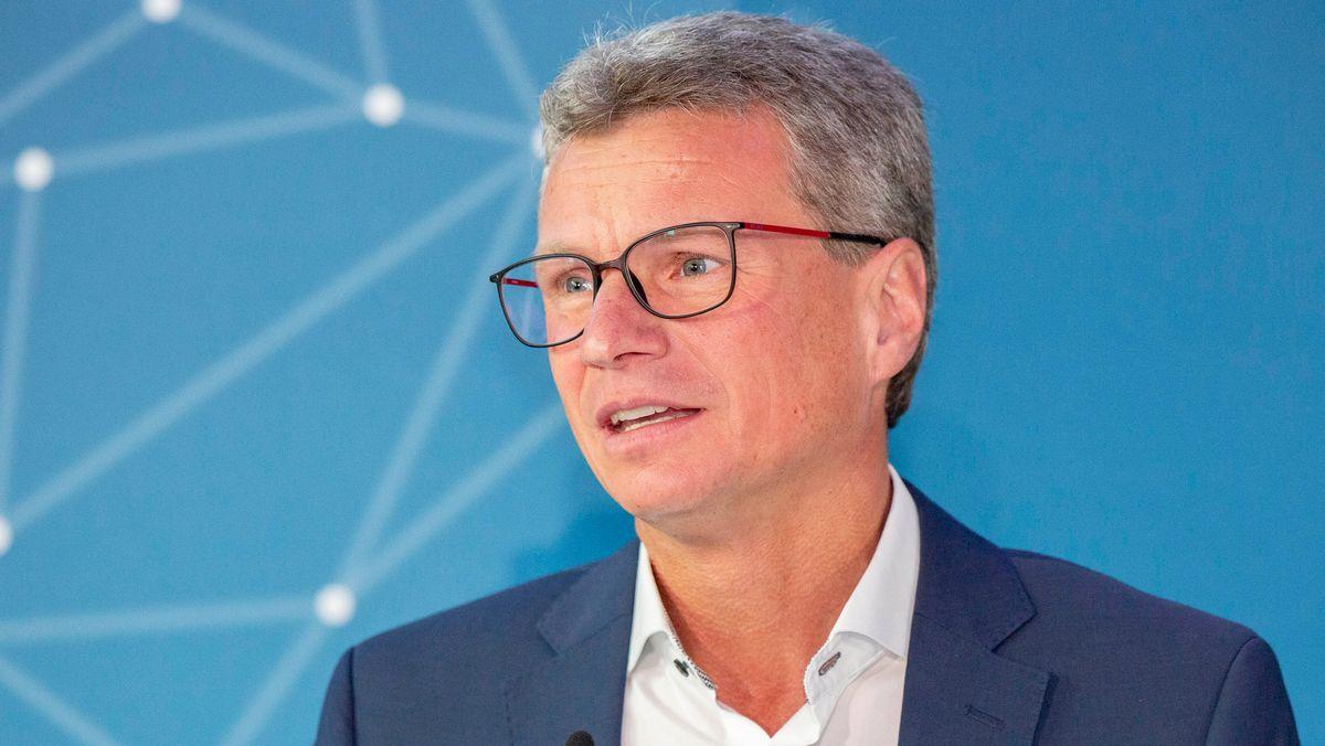 Wissenschaftsminister Bernd Sibler.