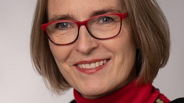 Foto der neuen Leiterin des Gesundheitsamtes Aichach-Friedberg, Kirsten Höper