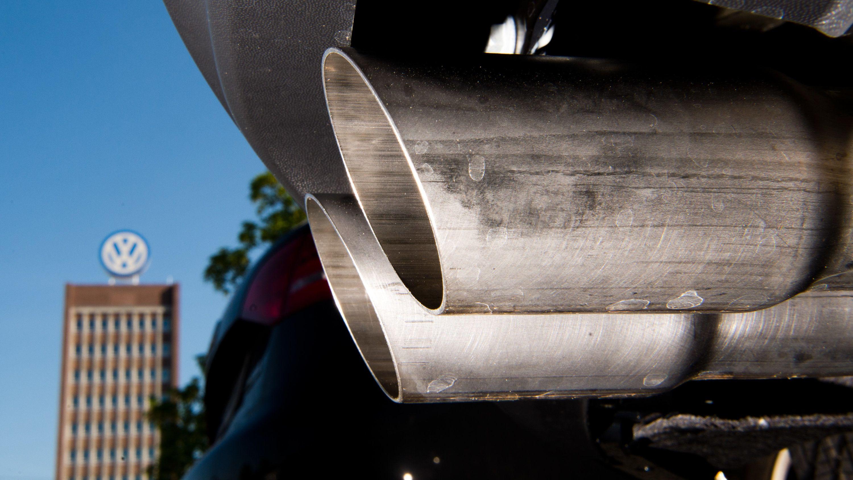 VW-Dieselskandal (Symbolbild)