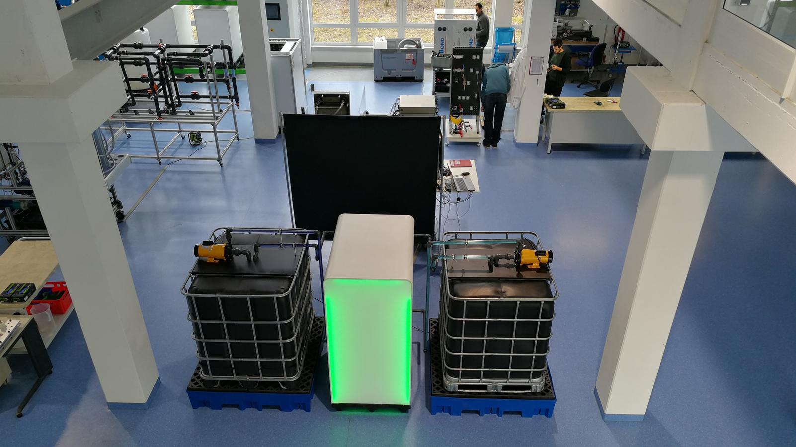 Lignin statt Lithium: Organische Energiespeicher aus Alzenau