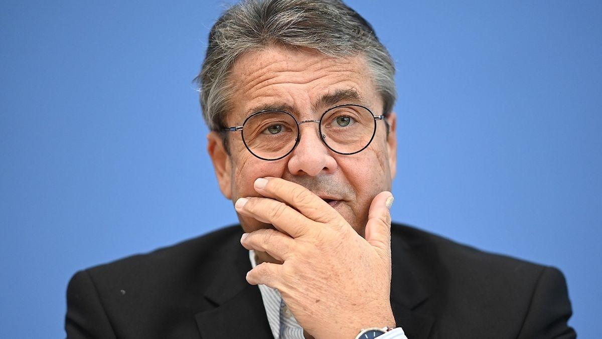 Sigmar Gabriel (SPD), Vorsitzender der Atlantik-Brücke e.V.