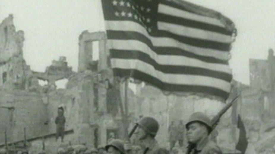 75 Jahre Kriegsende in Franken: Nürnberg fällt