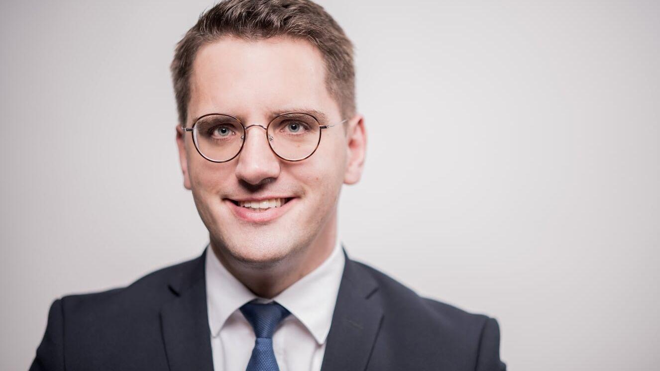 Christian Doleschal kandidiert für die CSU zum ersten Mal für das Europäische Parlament.