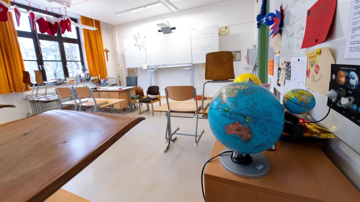 Ab dem 22. Februar ist an Grundschulen wieder was los. Vorausgesetzt die 7-Tage-Inzidenz lässt es zu.