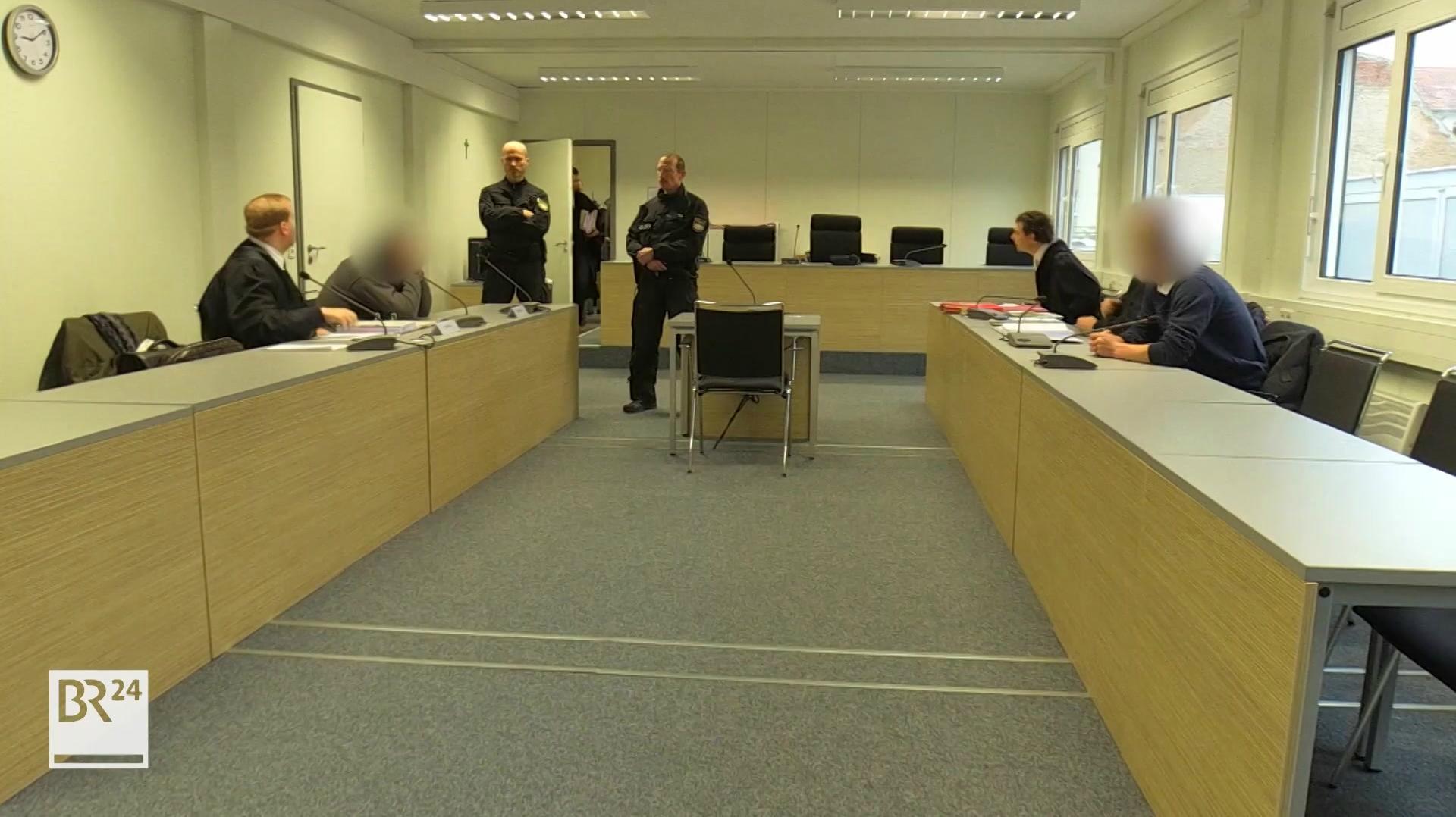 Aschaffenburg : Ringertrainer wegen Missbrauchs in Aschaffenburg vor Gericht