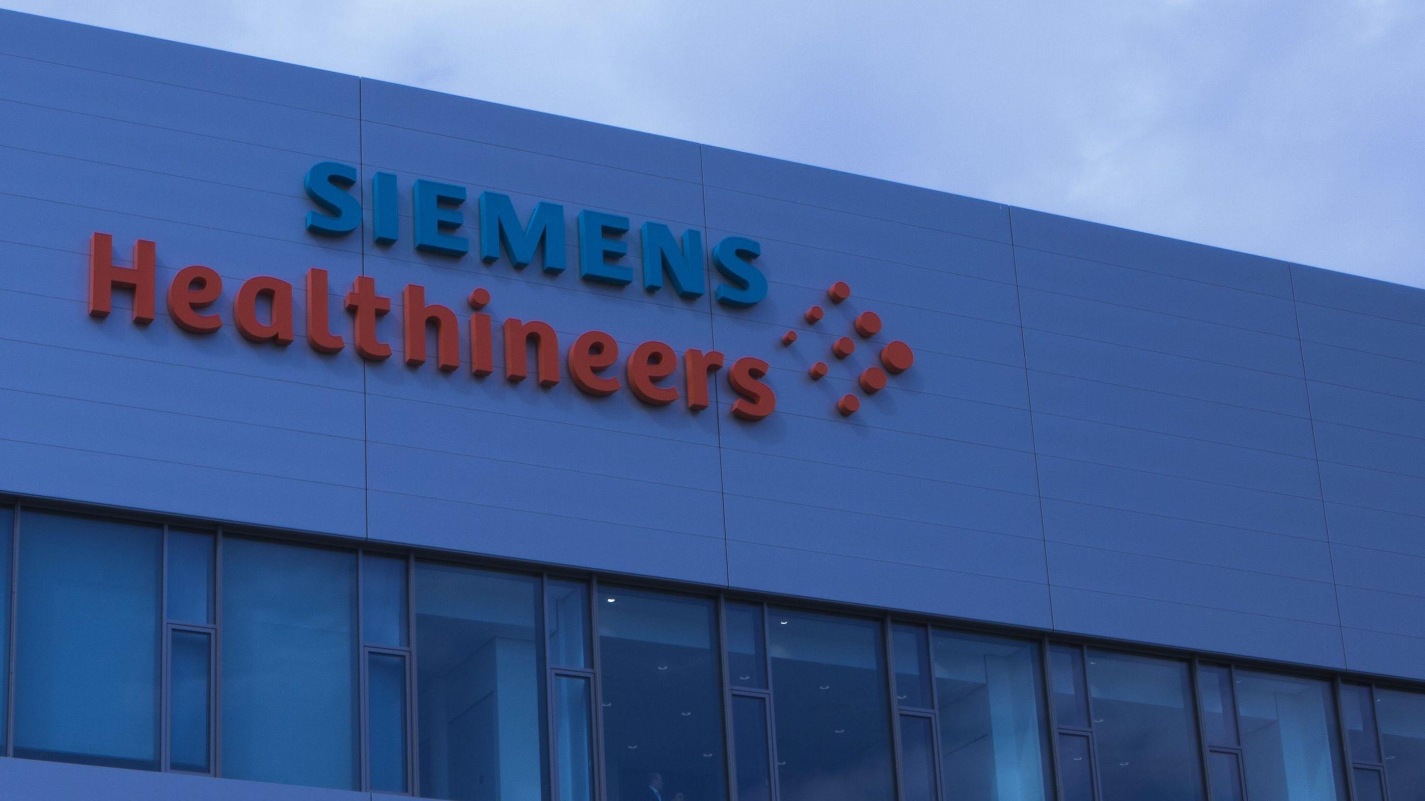 """Das 1962 errichtete Werk in Kemnath gehört zur Medizintechnik-Sparte des Konzerns """"Siemens Healthineers""""."""