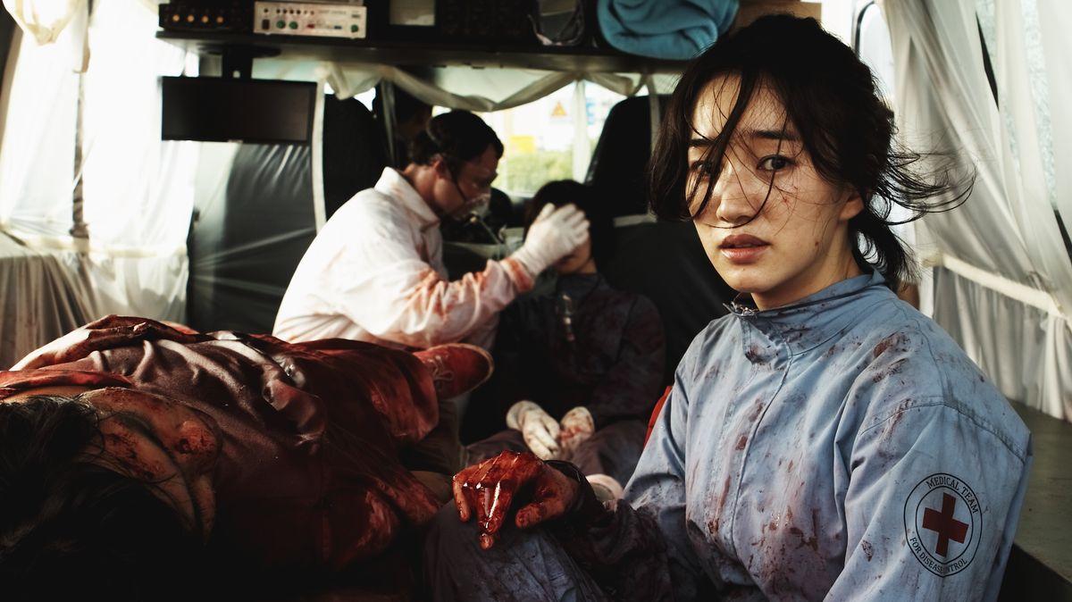"""Die Vogelgrippe greift um sich in """"Pandemie"""" (Filmszene)."""