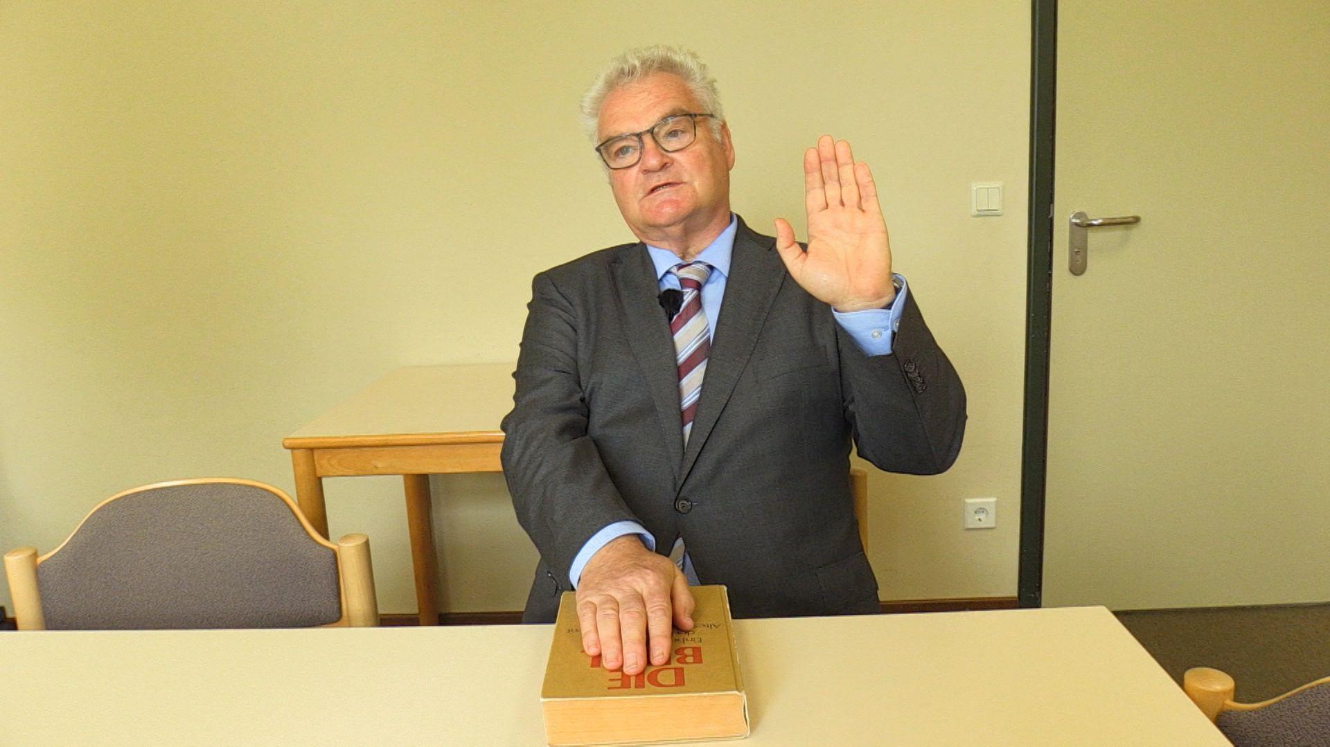 Richard Pfannmüller aus Karlstein am Main