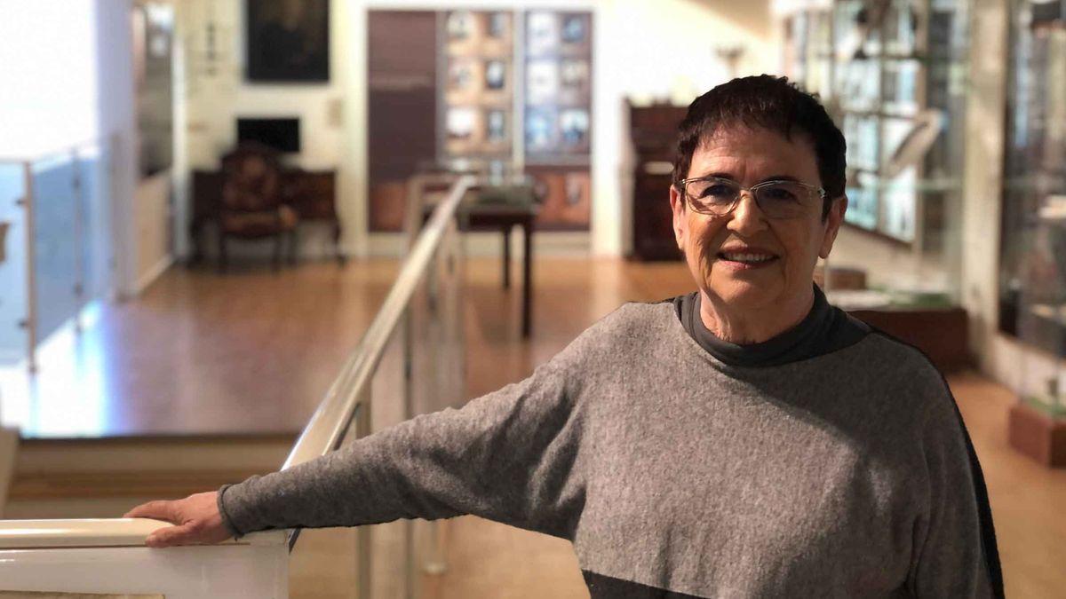 Ruthi Ofek leitet das Jeckes Museum – das sich derzeit noch in Tefen befindet.
