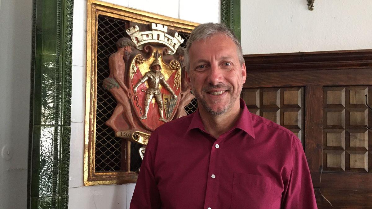 Zwiesels Bürgermeister Franz Xaver Steininger