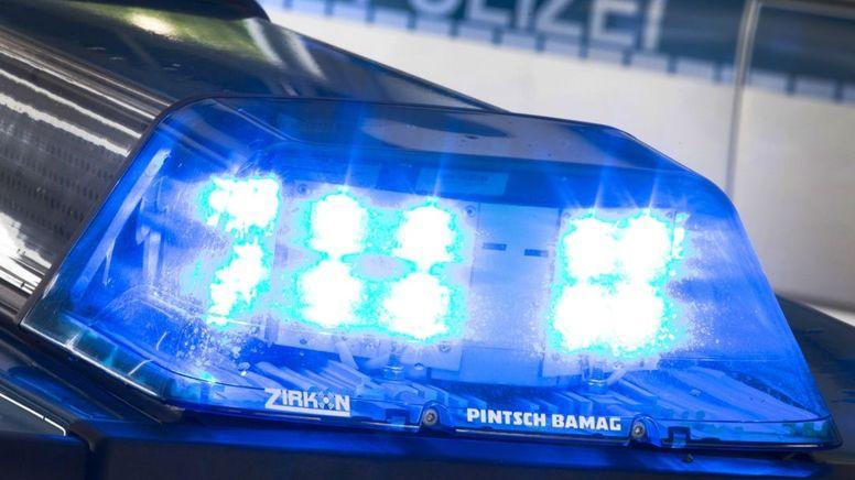 Polizei (Symbolbild) | Bild:dpa-Bildfunk/Friso Gentsch