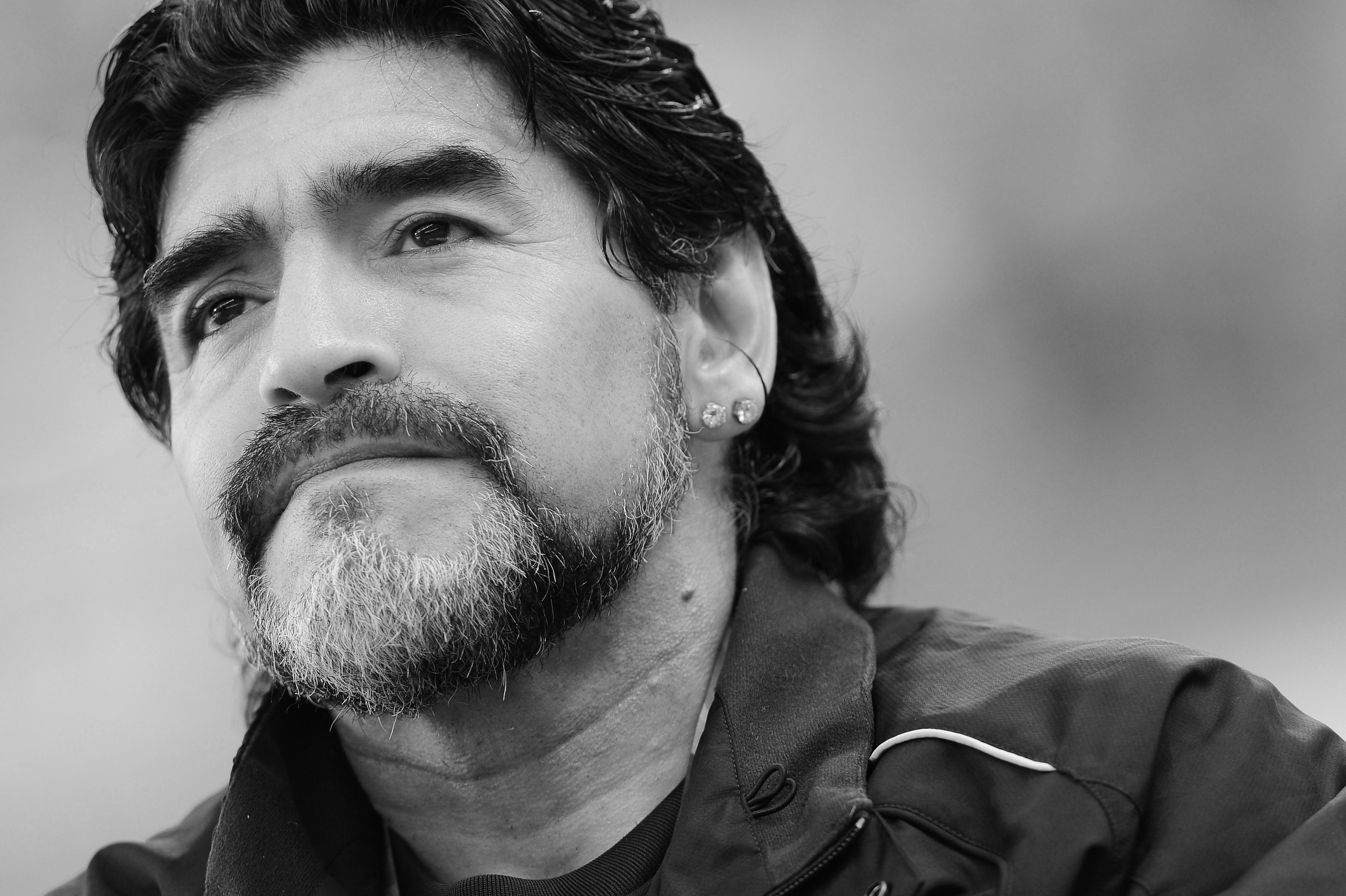 ++ EILMELDUNG: Fußball-Ikone Diego Maradona verstorben ++