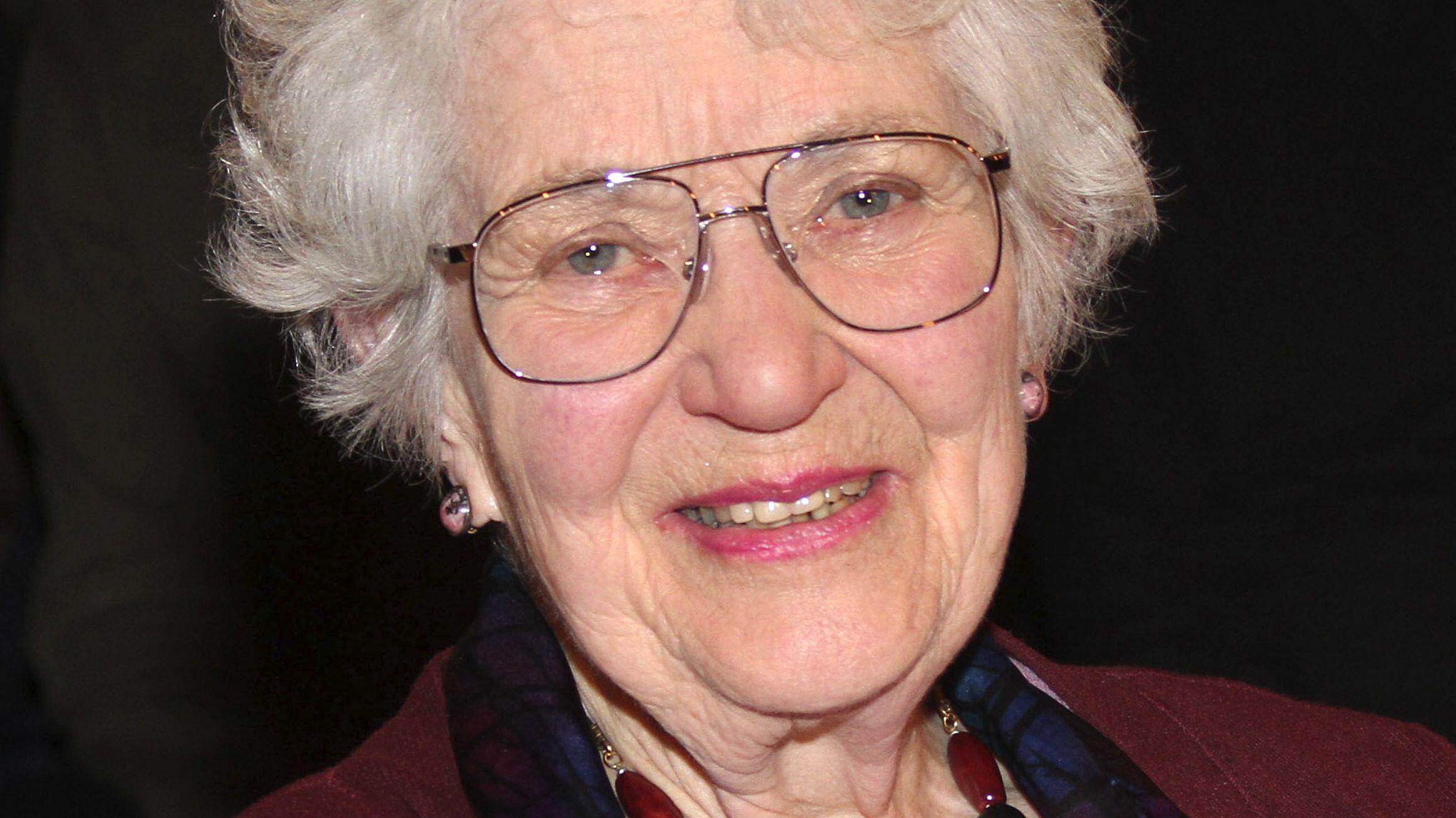 Laureen Nussbaum, wie Anne Frank im Exil in Amsterdam, später Literaturwissenschaftlerin in den USA