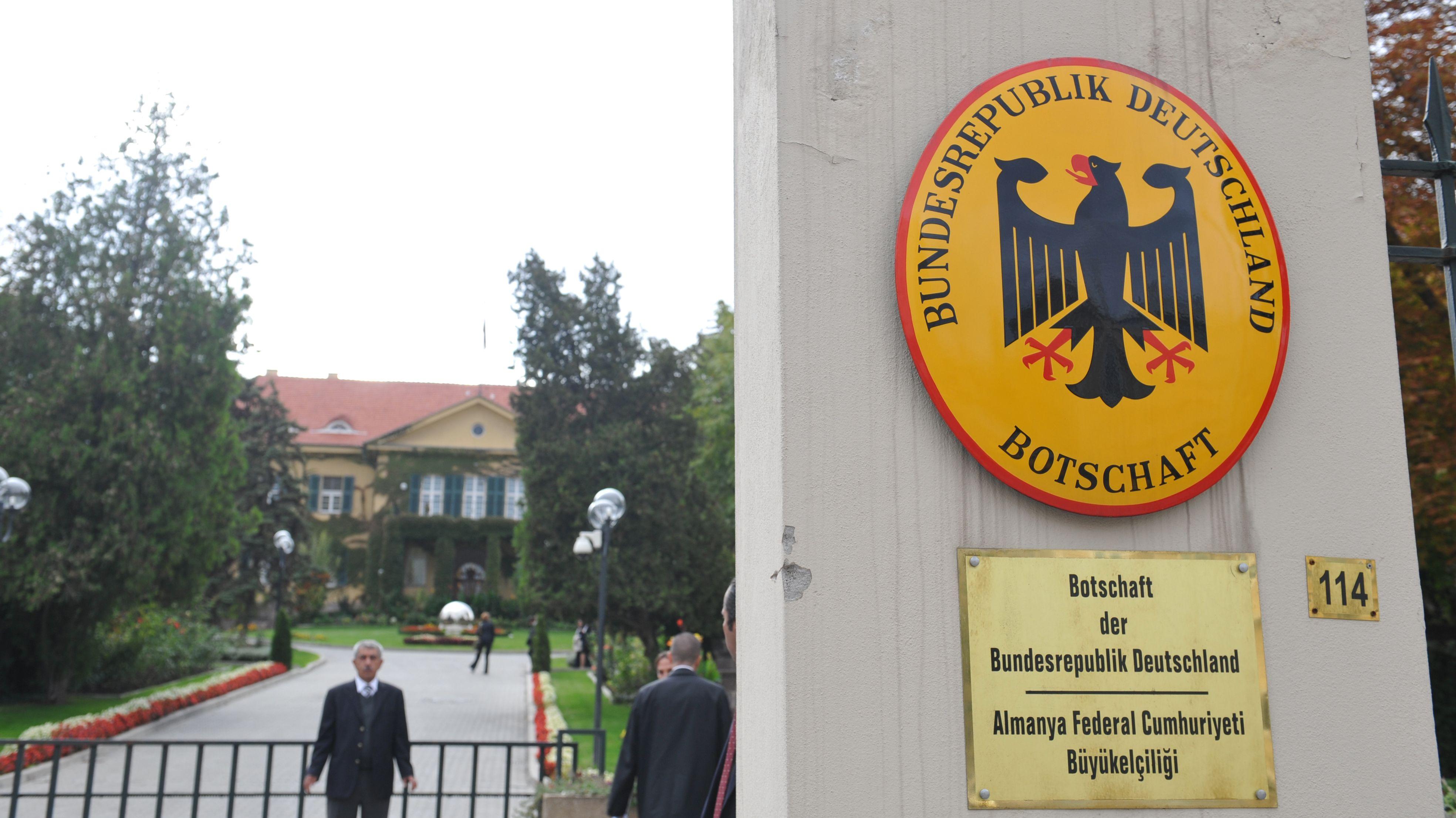 Deutsche Botschaft in Ankara