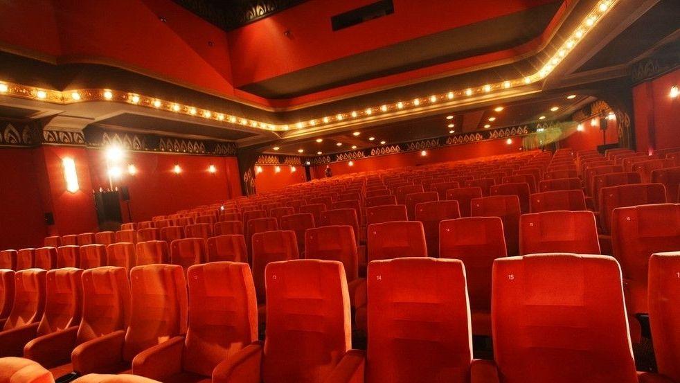 Symbolbild: Kinosaal