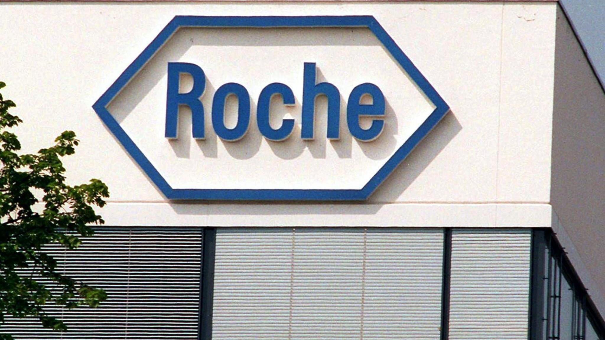 Roche Firmenlogo
