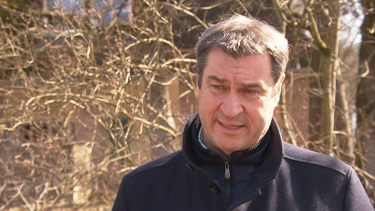Markus Söder im BR-Interview